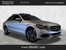 2016_Mercedes-Benz_C_300 4MATIC® Sedan_ Kansas City MO