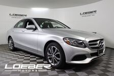 2016 Mercedes-Benz C 300 4MATIC® Sedan