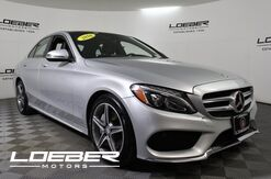 2016_Mercedes-Benz_C_300 4MATIC® Sedan_ Chicago IL