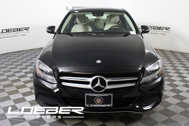 2016 Mercedes-Benz C 300 4MATIC® Sedan Chicago IL