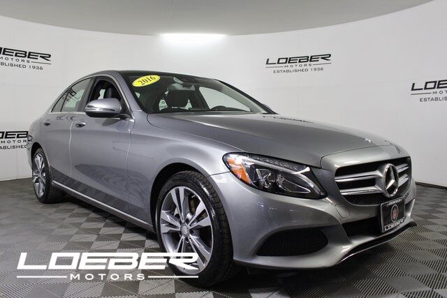 2016 Mercedes-Benz C 300 4MATIC® Sedan Lincolnwood IL