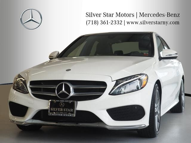2016 Mercedes-Benz C 300 4MATIC® Sedan Long Island City NY