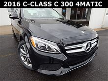 2016_Mercedes-Benz_C_300 4MATIC® Sedan_ Marion IL