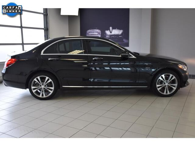 2016 Mercedes-Benz C 300 4MATIC® Sedan Medford OR