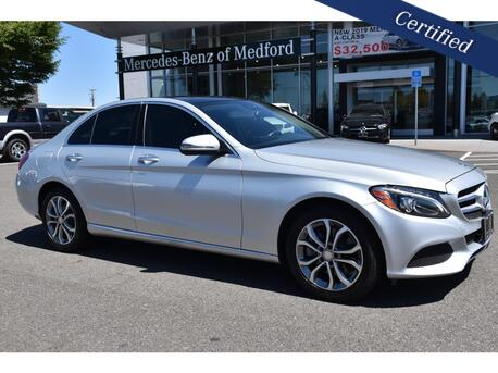 2016_Mercedes-Benz_C_300 4MATIC® Sedan_ Medford OR