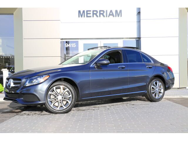 2016 Mercedes-Benz C 300 4MATIC® Sedan Merriam KS