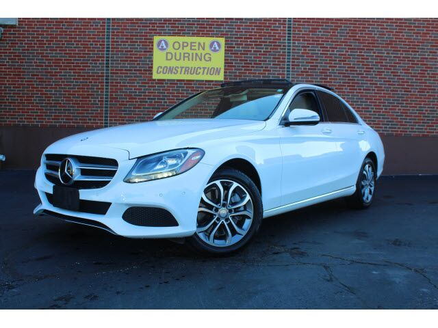 2016 Mercedes-Benz C 300 4MATIC® Sedan Kansas City KS