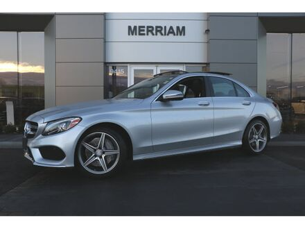 2016_Mercedes-Benz_C_300 4MATIC® Sedan_ Merriam KS
