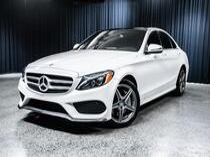 2016 Mercedes-Benz C 300 4MATIC® Sedan