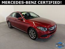 2016_Mercedes-Benz_C_300 4MATIC® Sedan_ Washington PA