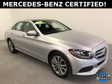 2016 Mercedes-Benz C 300 4MATIC® Sedan Washington PA