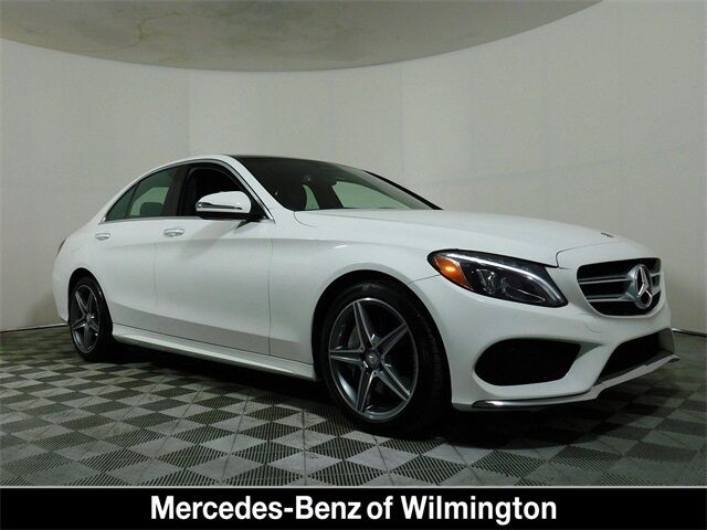 2016 Mercedes-Benz C 300 4MATIC® Sedan Wilmington DE