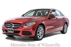 2016_Mercedes-Benz_C_300 4MATIC® Sedan_ Portland OR
