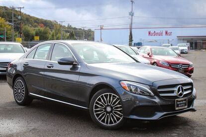 2016_Mercedes-Benz_C_300 4MATIC® Sedan_ Seattle WA