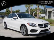 2016_Mercedes-Benz_C_300 Sedan_ Bluffton SC