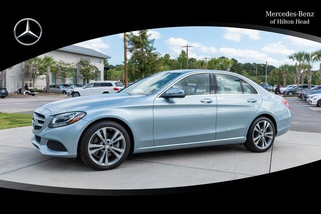 2016 Mercedes-Benz C 300 Sedan Bluffton SC