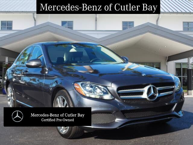 2016 mercedes benz c 300 sedan cutler bay fl 28063898. Black Bedroom Furniture Sets. Home Design Ideas