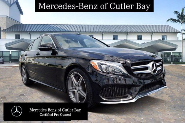 2016 Mercedes-Benz C 300 Sedan V701CB Cutler Bay FL