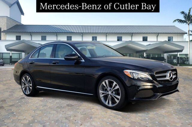 2016 Mercedes-Benz C 300 Sedan U12174CB