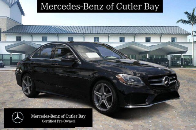 2016 Mercedes-Benz C 300 Sedan U704CB