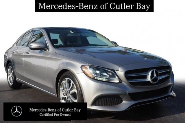2016 Mercedes-Benz C 300 Sedan Cutler Bay FL
