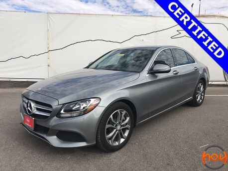2016_Mercedes-Benz_C_300 Sedan_ El Paso TX