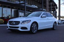 2016_Mercedes-Benz_C_300 Sedan_ Gilbert AZ