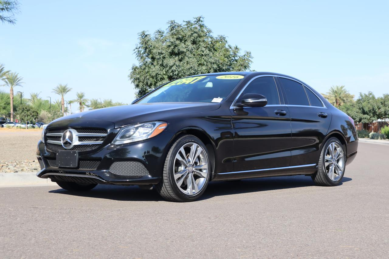 2016 Mercedes-Benz C 300 Sedan Gilbert AZ