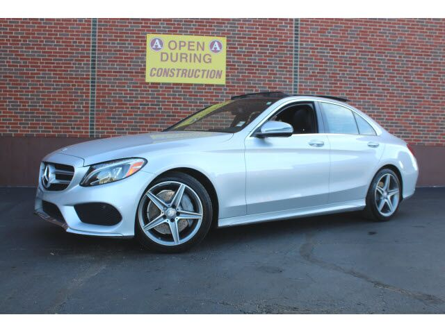 2016 Mercedes-Benz C 300 Sedan Kansas City KS