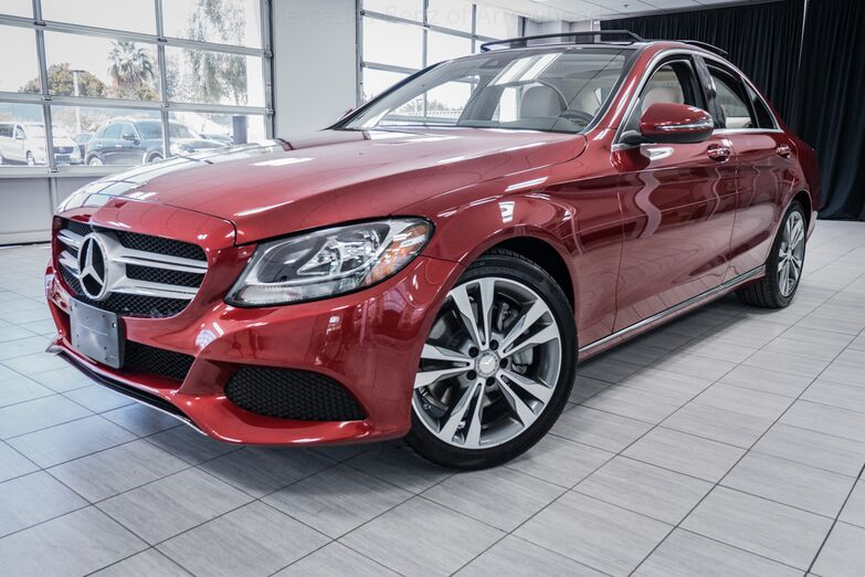 2016 Mercedes-Benz C 300 Sedan Peoria AZ