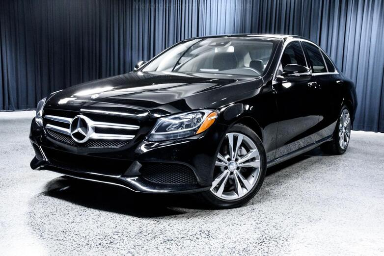 2016 Mercedes-Benz C 300 Sedan Scottsdale AZ