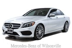 2016_Mercedes-Benz_C_300 Sedan_ Portland OR
