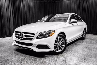 2016_Mercedes-Benz_C_300 Sedan_ Peoria AZ