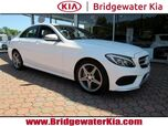 2016 Mercedes-Benz C 300 Sport 4MATIC, Premium Package, Multimedia Package, Navigation, Rear-View Camera, Burmester Surround Sound, Heated Sport Seats, Panorama Sunroof, 18-Inch AMG Alloy Wheels,