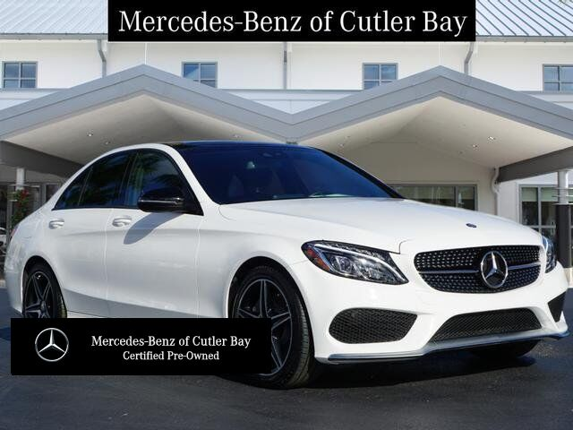 2016 Mercedes-Benz C 450 4MATIC® Sedan Cutler Bay FL