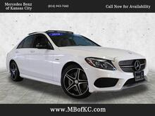 2016_Mercedes-Benz_C_450 4MATIC® Sedan_ Kansas City MO