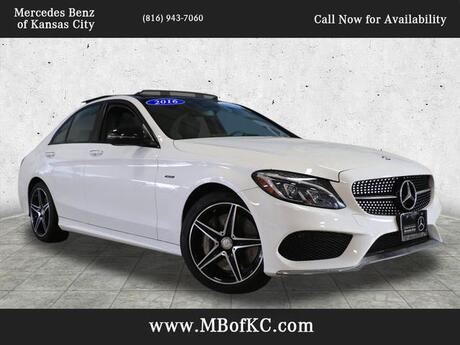 2016 Mercedes-Benz C 450 4MATIC® Sedan Kansas City MO