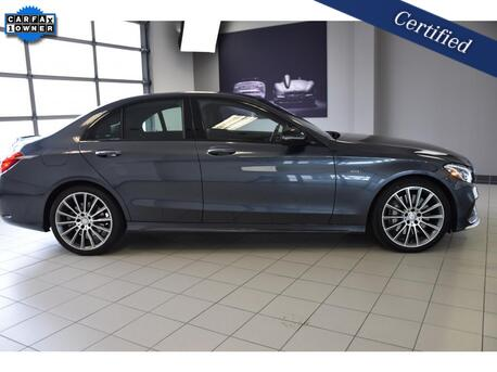 2016_Mercedes-Benz_C_450 4MATIC® Sedan_ Medford OR