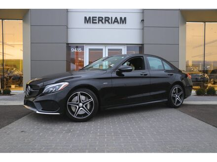 2016_Mercedes-Benz_C_450 4MATIC® Sedan_ Merriam KS