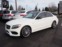 2016_Mercedes-Benz_C_450 4MATIC® Sedan_ Salem OR