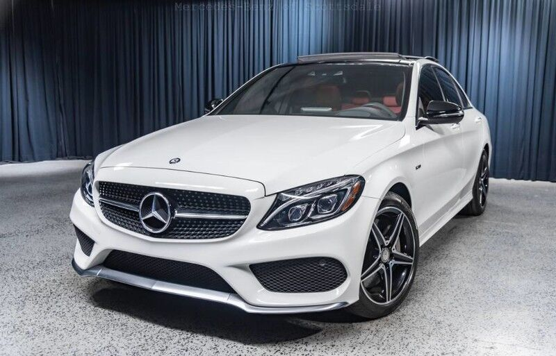 2016 Mercedes-Benz C 450 4MATIC® Sedan Scottsdale AZ