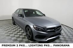 2016_Mercedes-Benz_C_450 4MATIC® Sedan_ Wilmington DE