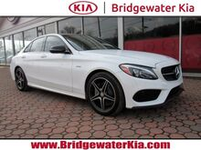 2016_Mercedes-Benz_C 450_AMG 4MATIC Sedan, Night Package, Rear-View Camera, Blind Spot Monitor, Bluetooth Streaming Audio,_ Bridgewater NJ