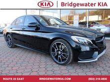 2016_Mercedes-Benz_C 450_AMG 4MATIC Sedan, Premium 2 Package, Driver Assistance Package, Navigation, Rear-View Camera, Head-Up Display, Heated Leather Seats, Panorama Sunroof, 19-Inch Alloy Wheels,_ Bridgewater NJ