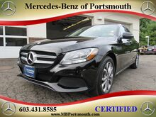 2016_Mercedes-Benz_C-Class_300 4MATIC® Sedan_ Greenland NH