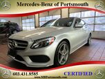 2016 Mercedes-Benz C-Class 300 4MATIC® Sedan