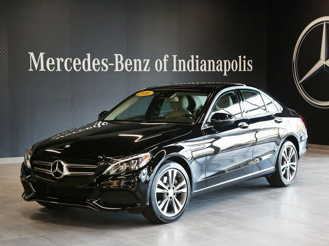 2016 Mercedes-Benz C-Class 300 4MATIC® Sedan Indianapolis IN