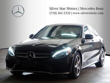 2016_Mercedes-Benz_C-Class_300 4MATIC® Sedan_ Long Island City NY