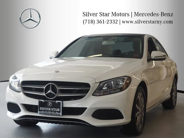 2016 Mercedes-Benz C-Class 300 4MATIC® Sedan Long Island City NY