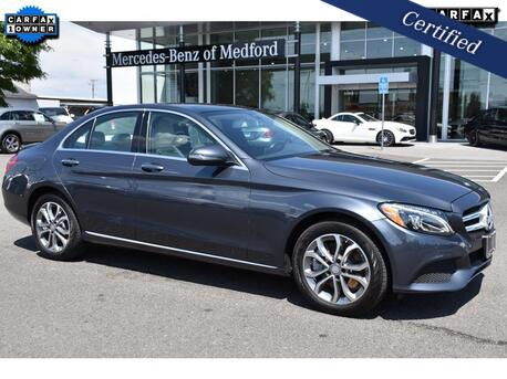 2016_Mercedes-Benz_C-Class_300 4MATIC® Sedan_ Medford OR